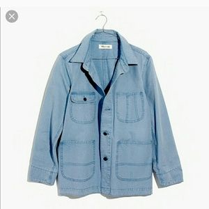 Rare Madewell French Workwear Jacket BNWT